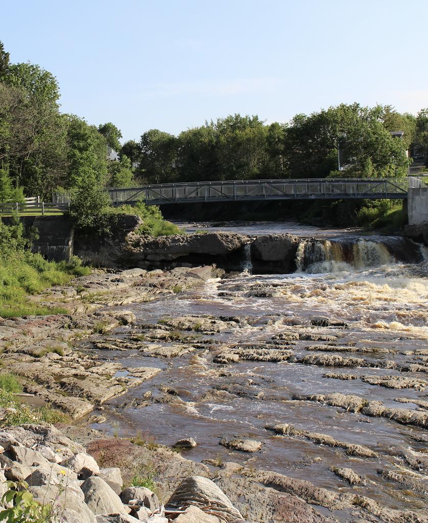 Bas-St-Laurent Rivière Verte